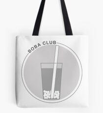 Boba Club Tote Bag
