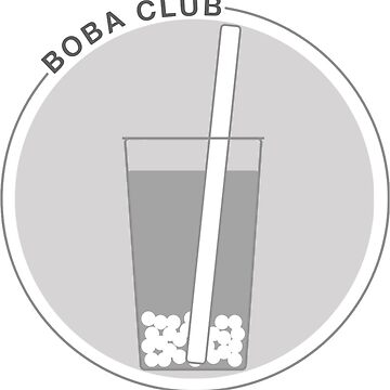 Boba Club by evelynnlee