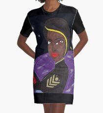 Communication Tech  Graphic T-Shirt Dress