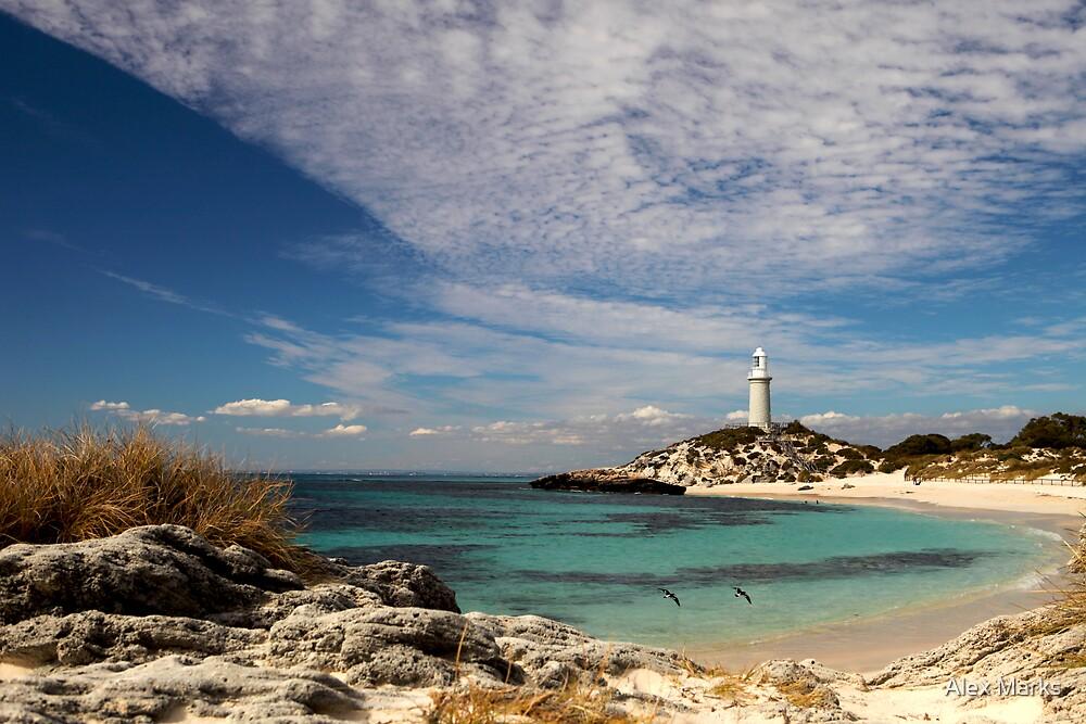 Rotnest Island by Alex Marks