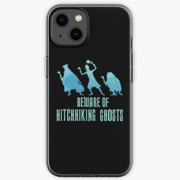 Hitchhiking Ghosts iPhone Soft Case