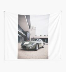 Aston Martin DP215  Wall Tapestry