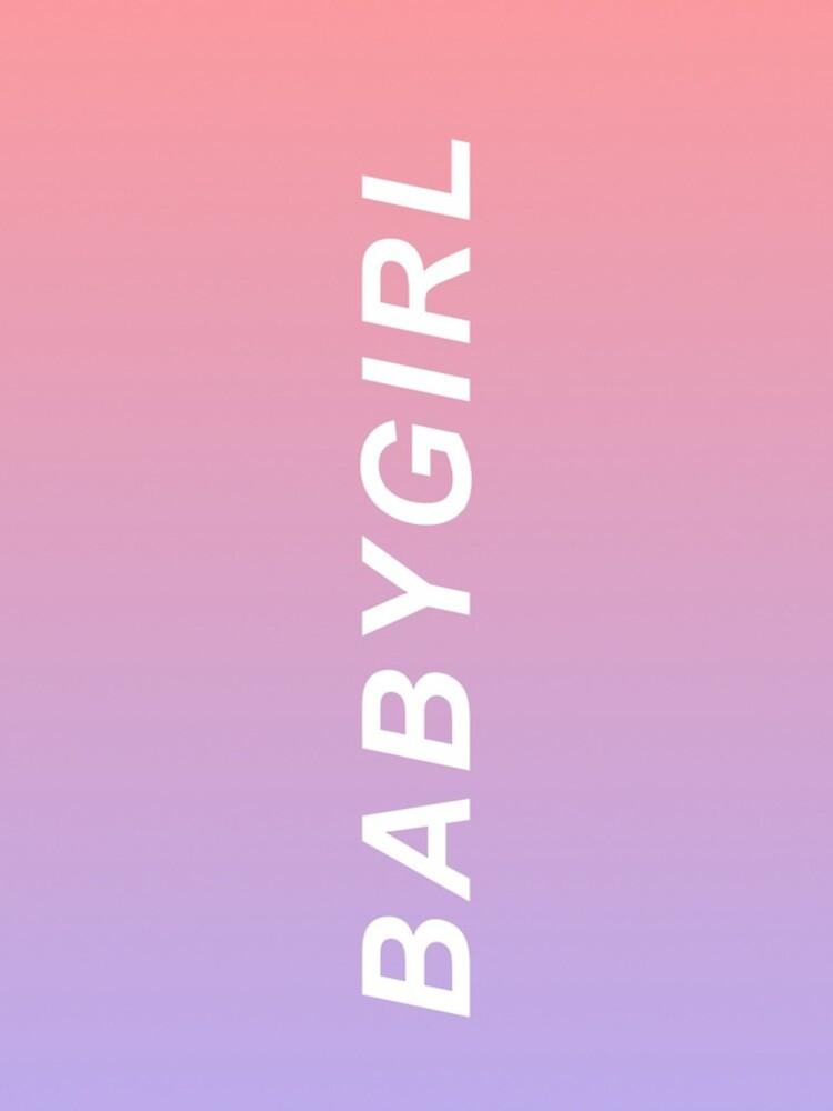 Baby Girl Phone Case by grandeloml