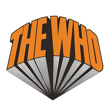 THE WHO by maxdeluxxe