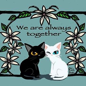 We are always together by BATKEI