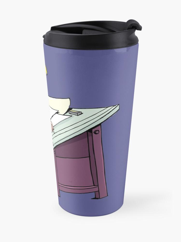 Alternate view of inspiration Travel Mug
