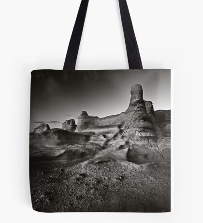 Moonscape Tote Bag