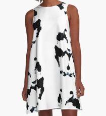 Rorschach inkblot A-Line Dress