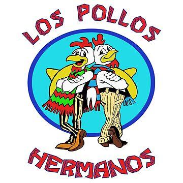Los Pollos Hermanos by hansk87