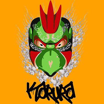 Karura Mask by oxLeinadxo