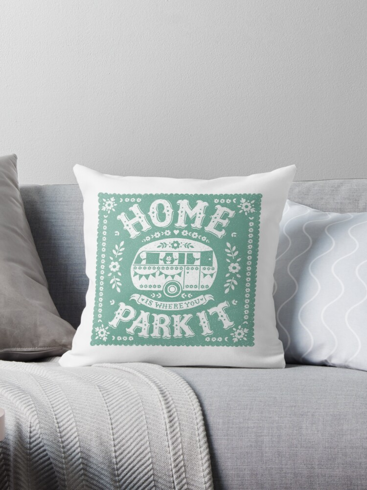 Home is Where You Park It by Alexandra Snowdon