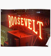 Roosevelt Poster