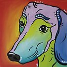 Dog by vitbich