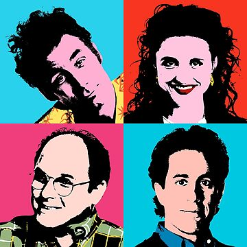 Comedian Warhol Sitcom by Retro-Freak