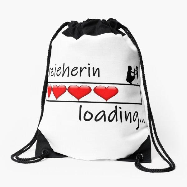 Educator - loading ... Drawstring Bag