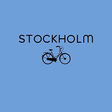 Bike Stockholm by mivpiv