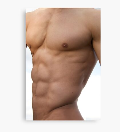 Torso Ultima Canvas Print