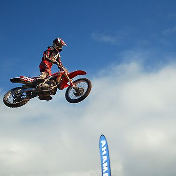 Motorcross high flyer by FredSmith