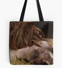 It's A Dog's Life... Tote Bag