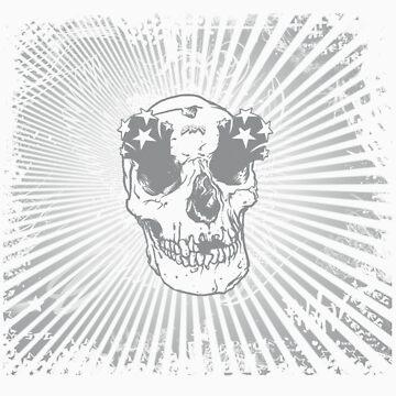 Silver Skull SRC by punkrocksurfer