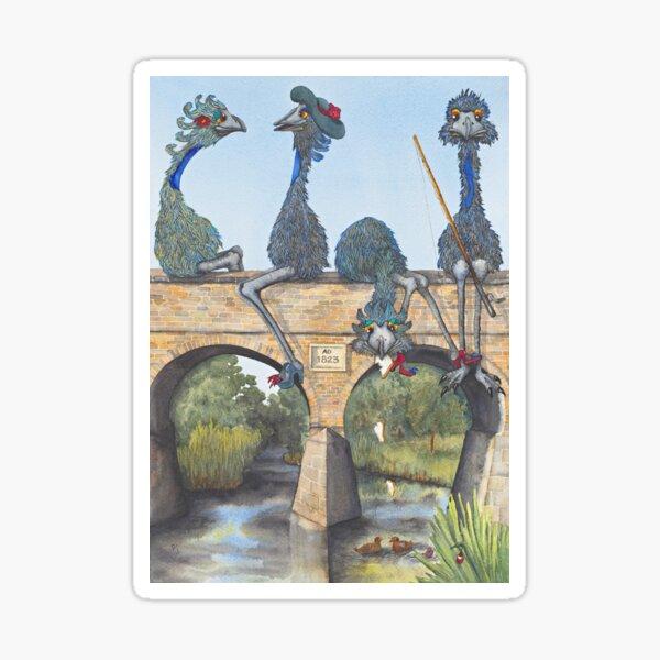 Richmond Bridge, Tasmania Sticker