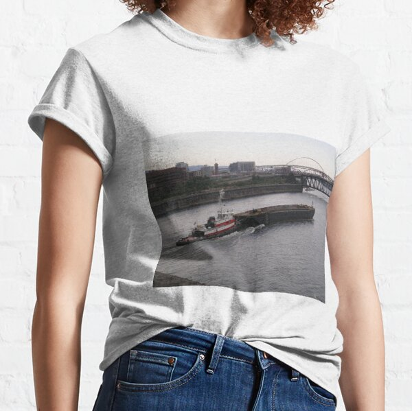 Row, row, row your boat Classic T-Shirt