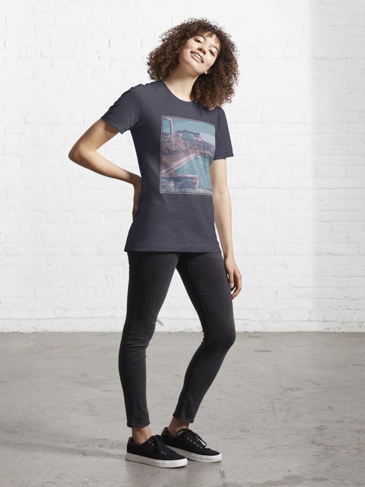 Alternative Ansicht von Vaporwave Aesthetics - Funny Swimming Gift Essential T-Shirt