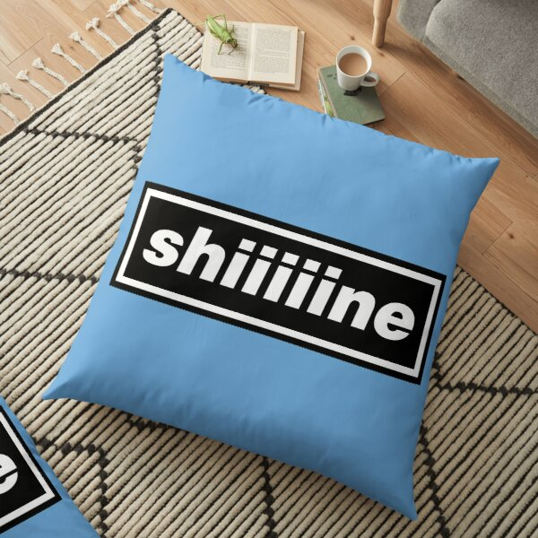 These are crazy days Floor Pillow