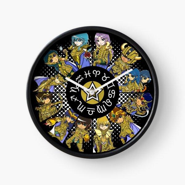 Saint Seiya: Los Santos de Oro Reloj