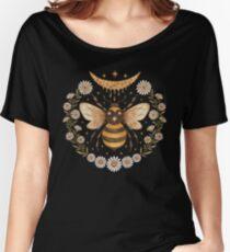 Camiseta ancha para mujer Luna de miel