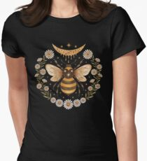 Honey moon Women's Fitted T-Shirt