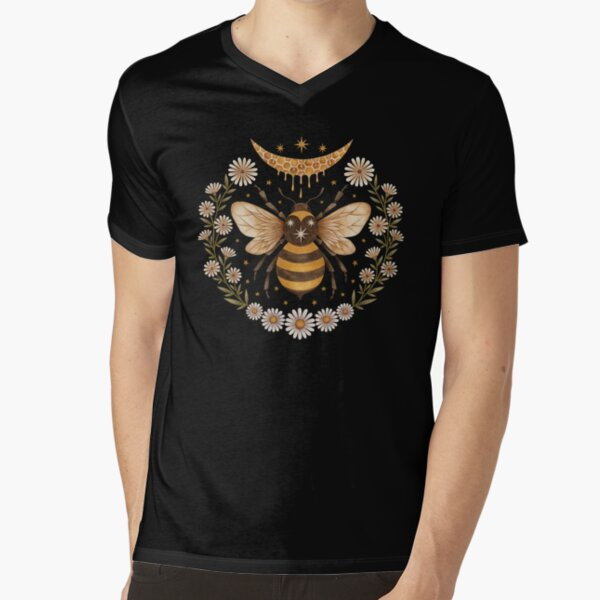 Honey moon V-Neck T-Shirt