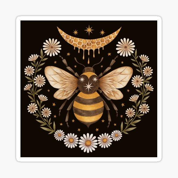 Honey moon Sticker