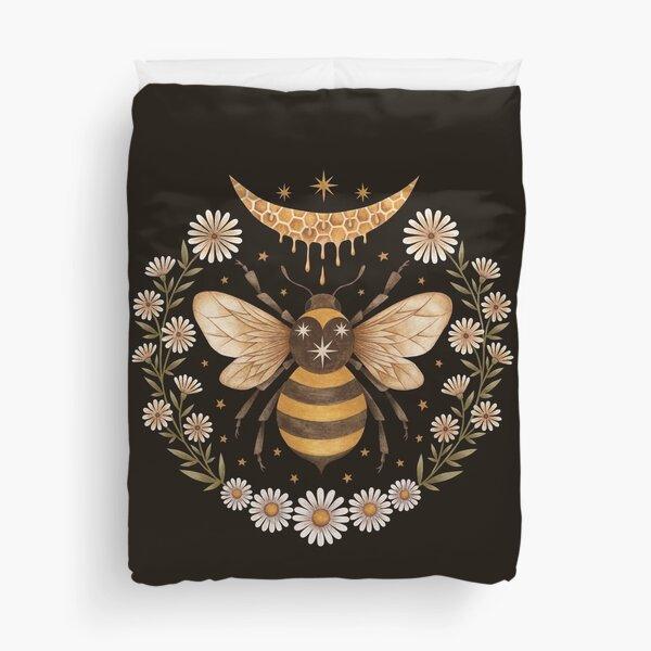 Honey moon Duvet Cover