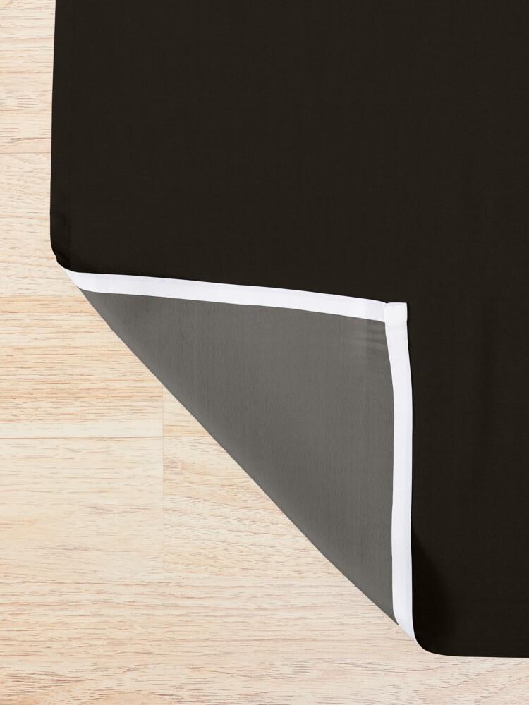 Alternate view of Honey moon Shower Curtain