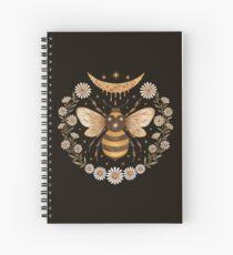 Cuaderno de espiral Luna de miel