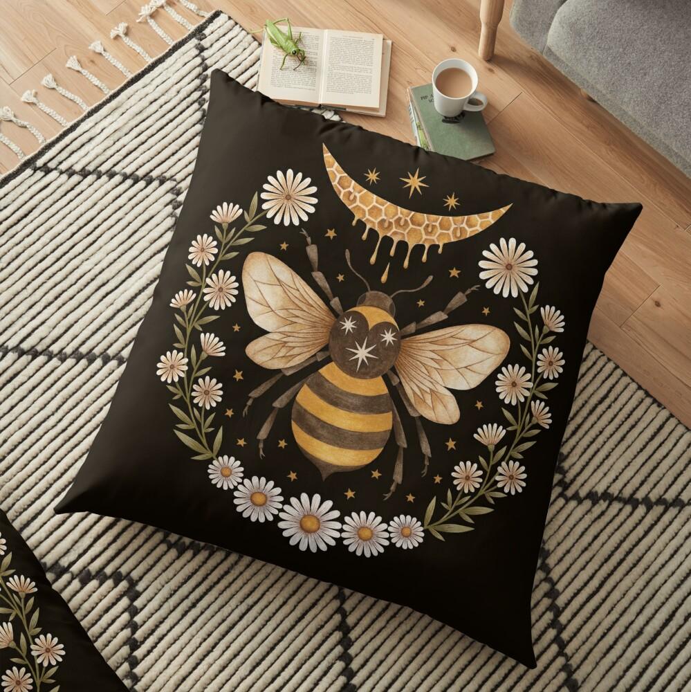 Honey moon Floor Pillow
