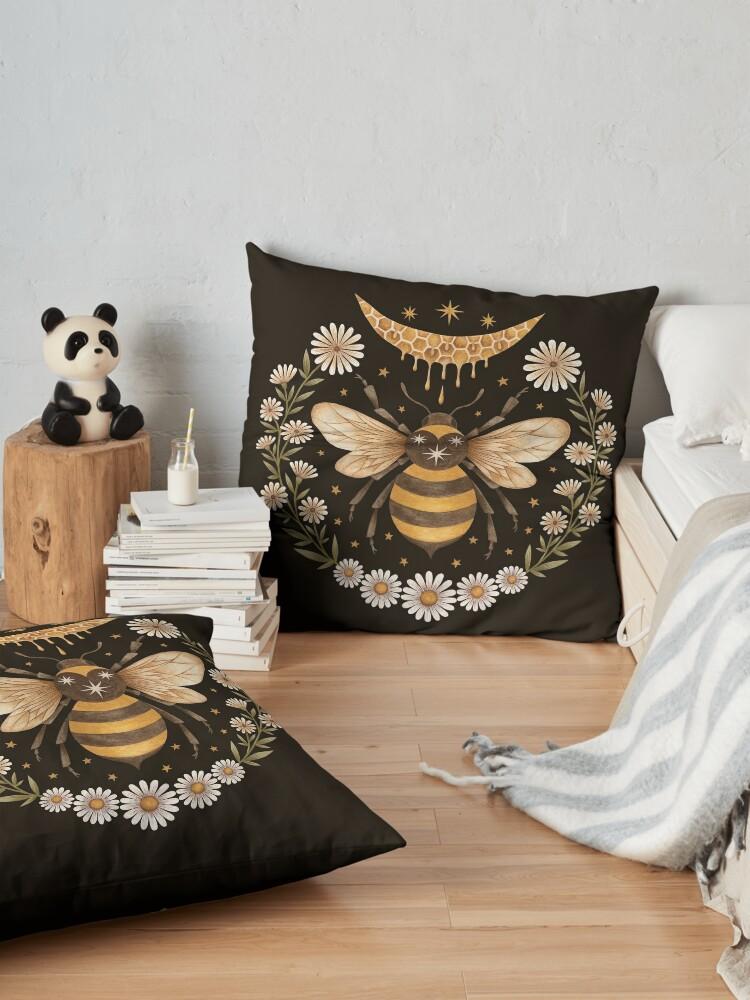 Alternate view of Honey moon Floor Pillow