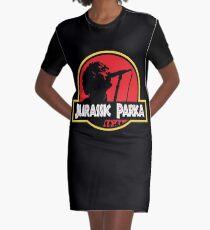 Jurassic Parka Graphic T-Shirt Dress