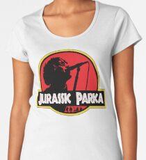 Jurassic Parka Women's Premium T-Shirt
