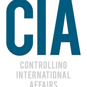 CIA - satire by mildstorm