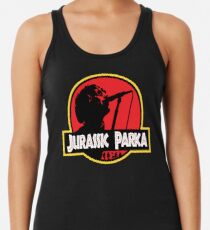 Jurassic Parka Women's Tank Top