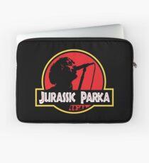 Jurassic Parka Laptop Sleeve