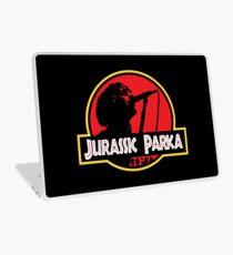 Jurassic Parka Laptop Skin