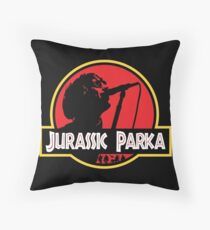 Jurassic Parka Floor Pillow