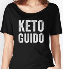Keto Guido Diet Women's Relaxed Fit T-Shirt