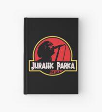 Jurassic Parka Hardcover Journal