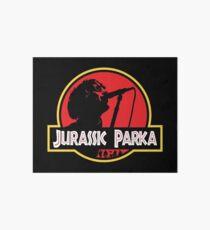 Jurassic Parka Art Board