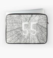 55 Birthday Pattern Laptop Sleeve