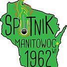 Sputnik Manitowoc by Adrianna Allen
